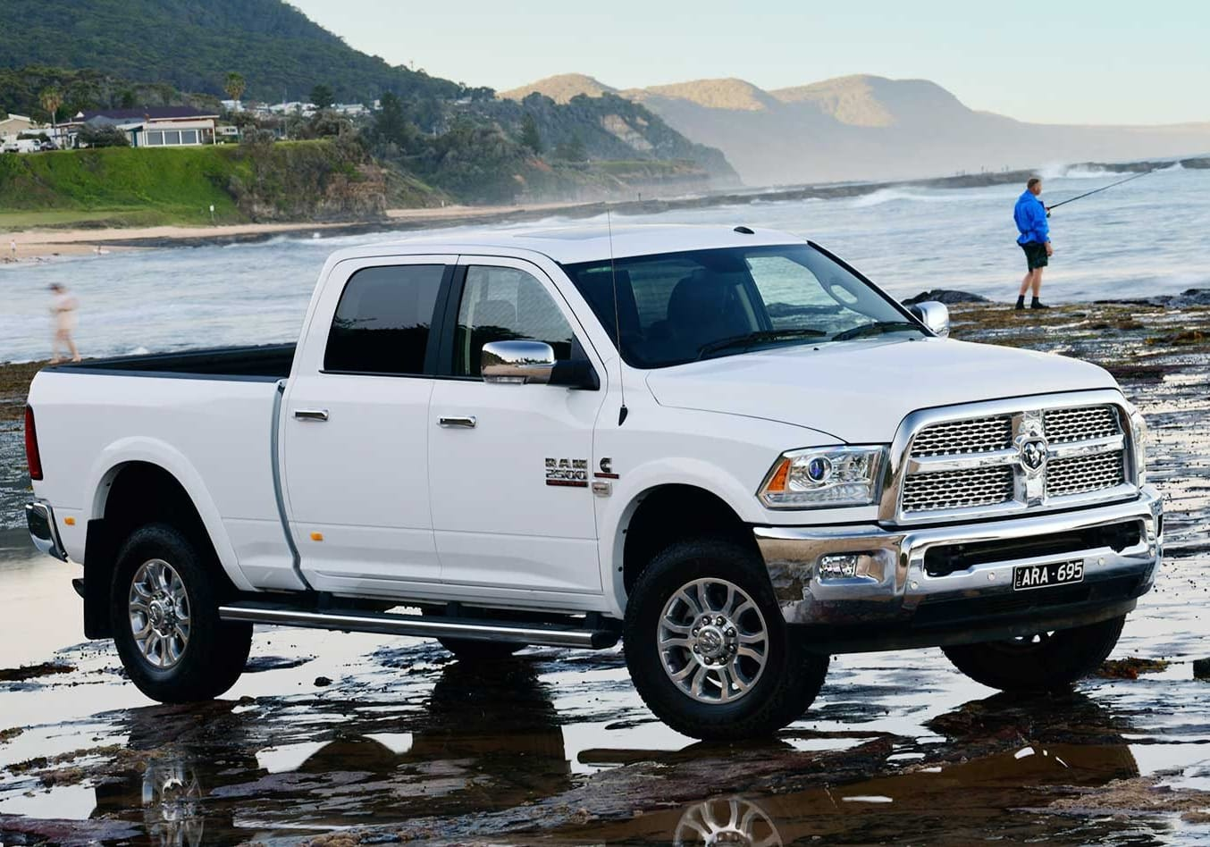 RAM 2500 and 3500 pick-ups issued with recall notice