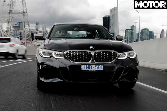 BMW M 340 I X Drive Performance Test Jpg