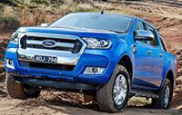 4X4 Australia Ute Mega Test 2018 - Ford Ranger XLT