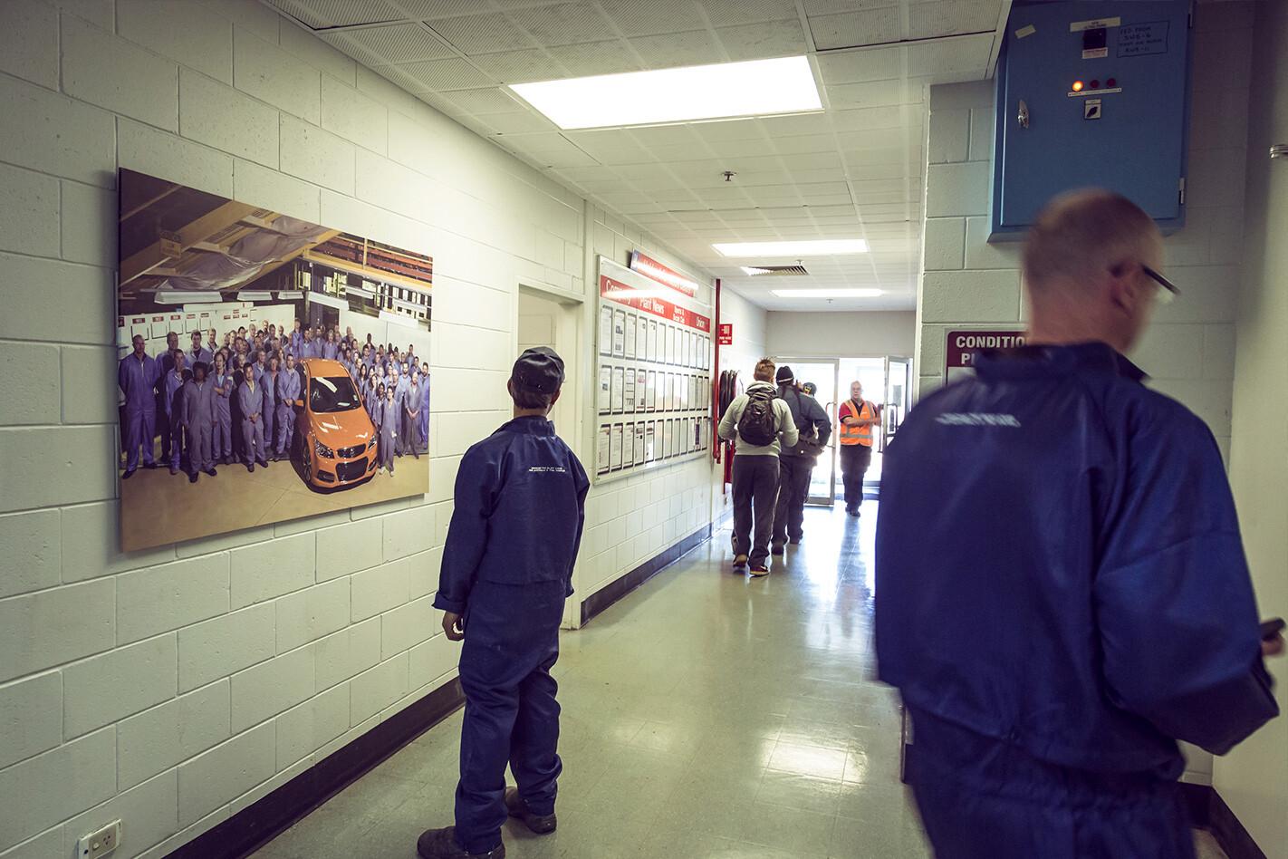 Holden Factory Closed Orange Jpg