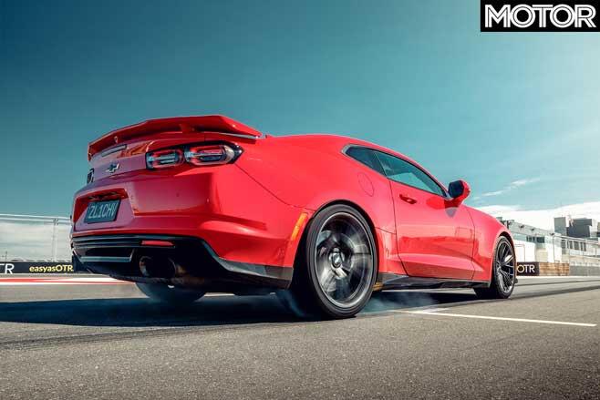 Performance Car Of The Year 2020 Chevrolet Camaro ZL 1 Drag Jpg