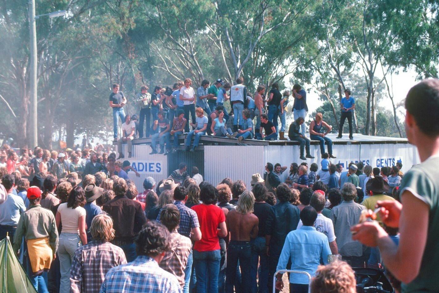 Bathurst Riots Toilet Block Jpg