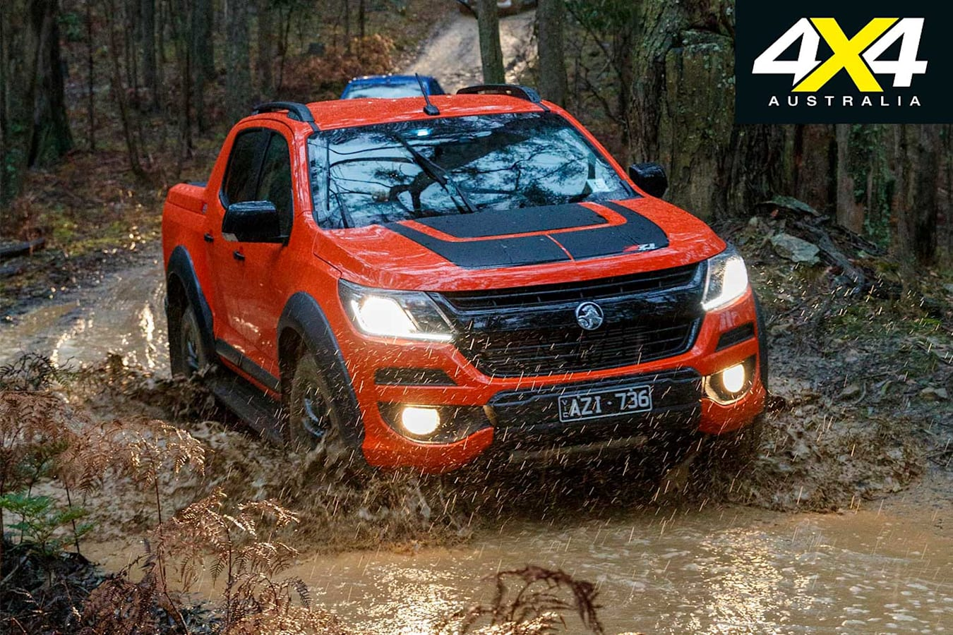 2020 Holden Colorado First 4 X 4 Drive Review Off Road Jpg