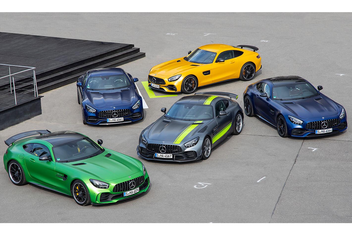 Mercedes Amg Gt Group Jpg