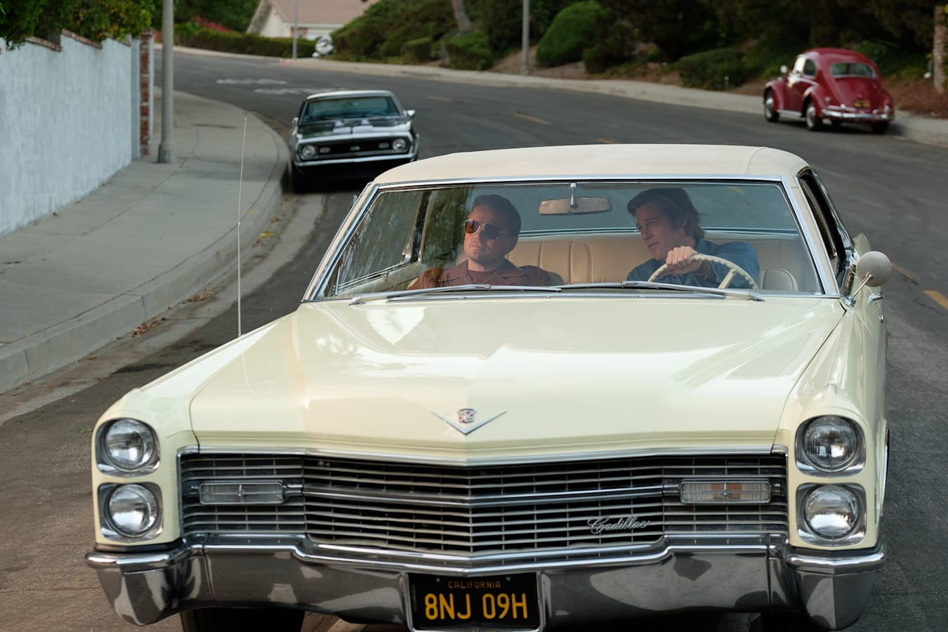 Once Upon A Time… In Hollywood cars