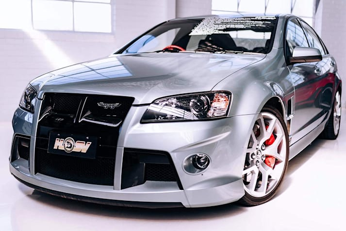 First ever HSV W427 for sale