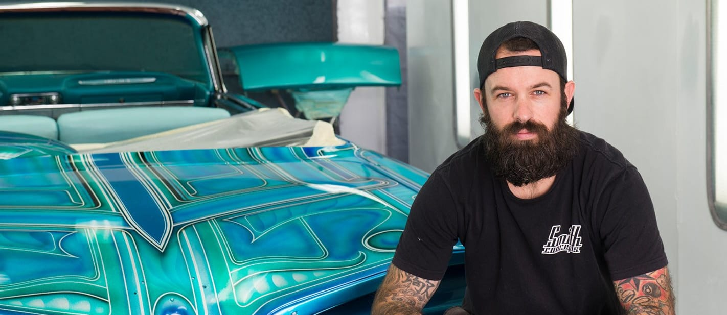 FB HOLDEN CUSTOM PAINT AT SMITH CONCEPTS
