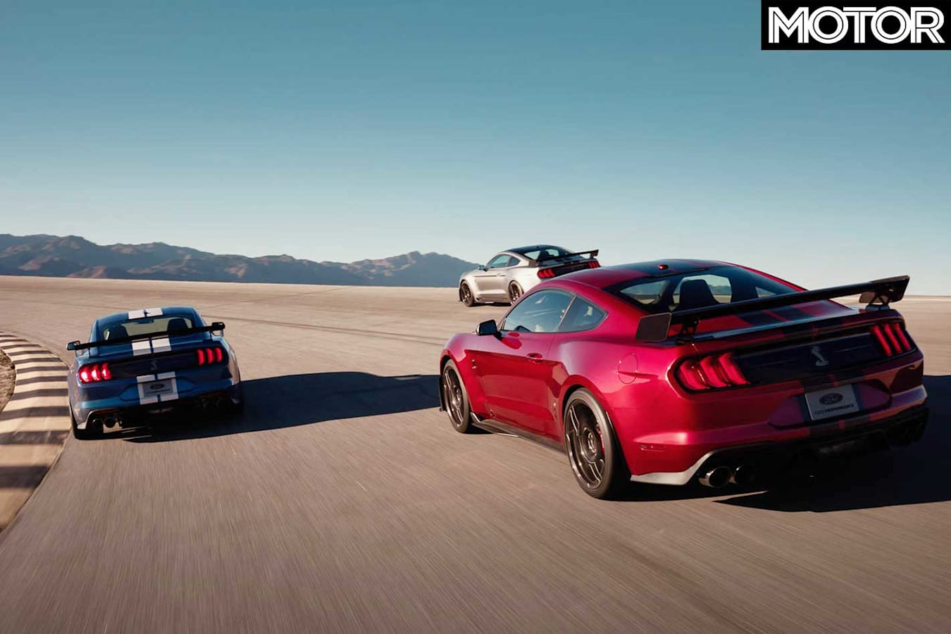 2020 Ford Mustang Shelby GT 500 Performance Jpg