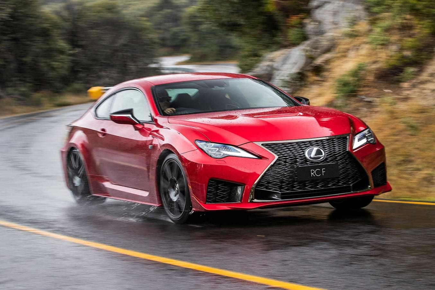2019 Lexus RC F performance review