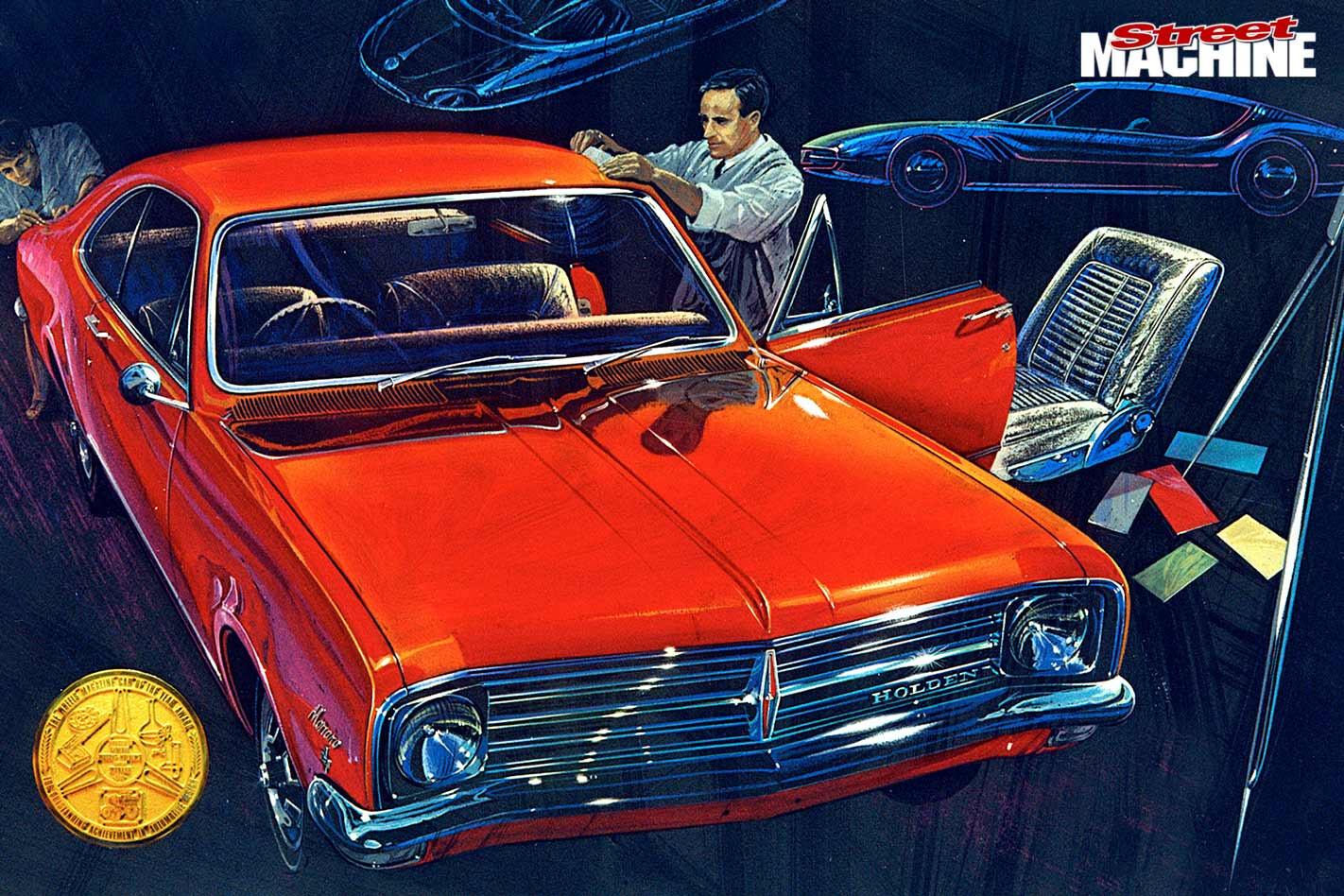Holden Monaro hk