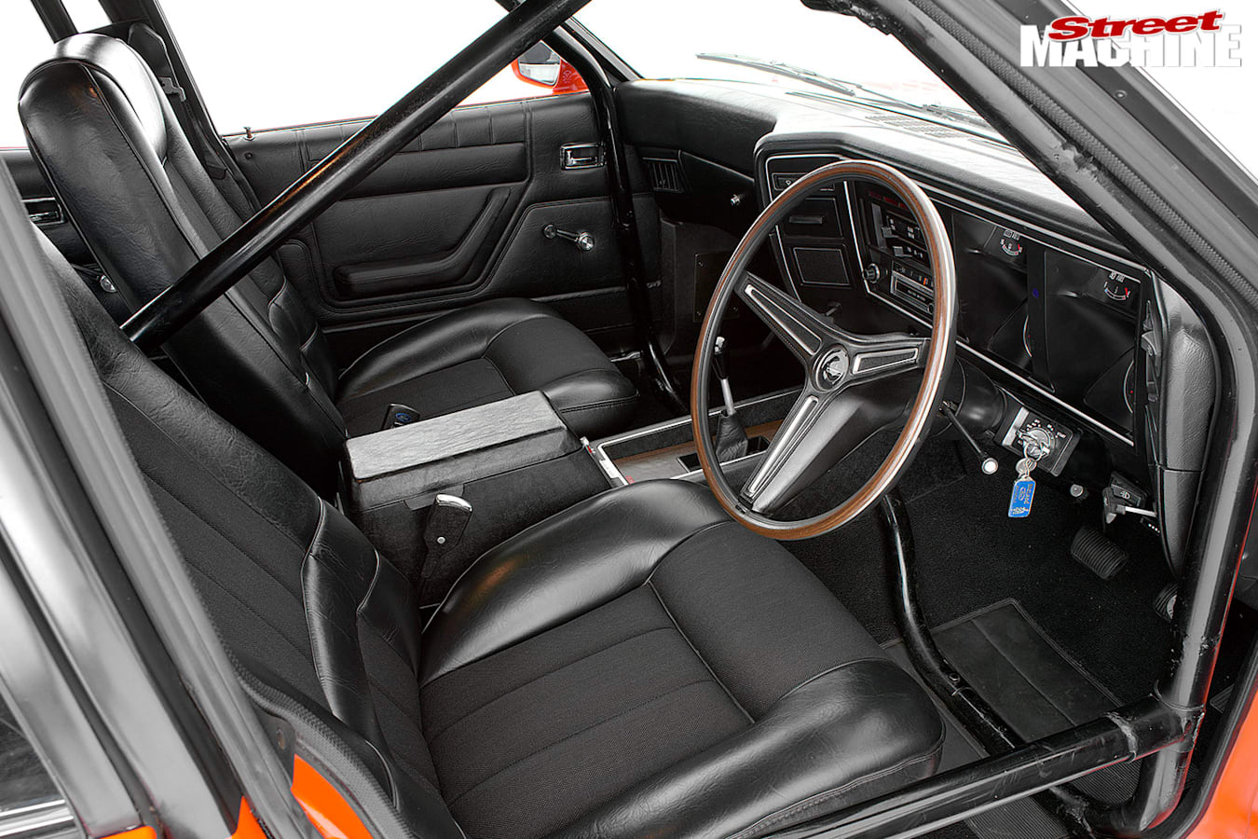 Ford Falcon Phase IV interior