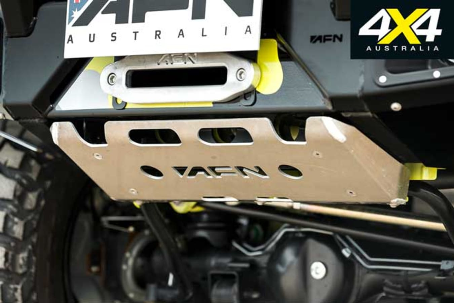 AFN 4 X 4 Suzuki Jimny Bash Plate Jpg
