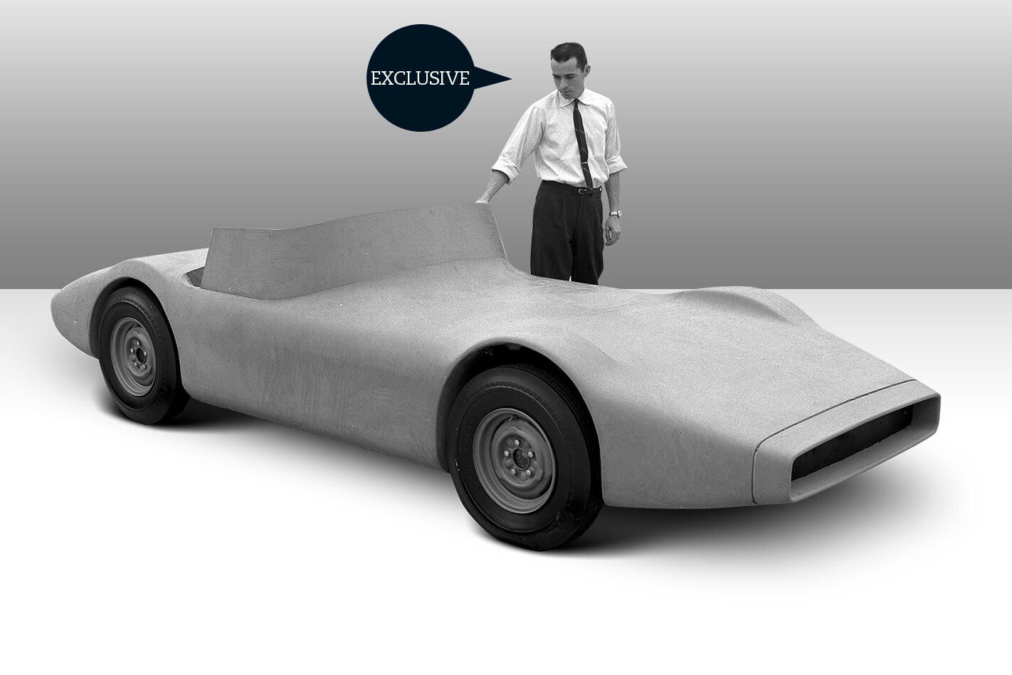 Exclusive Holden's 1950s Corvette