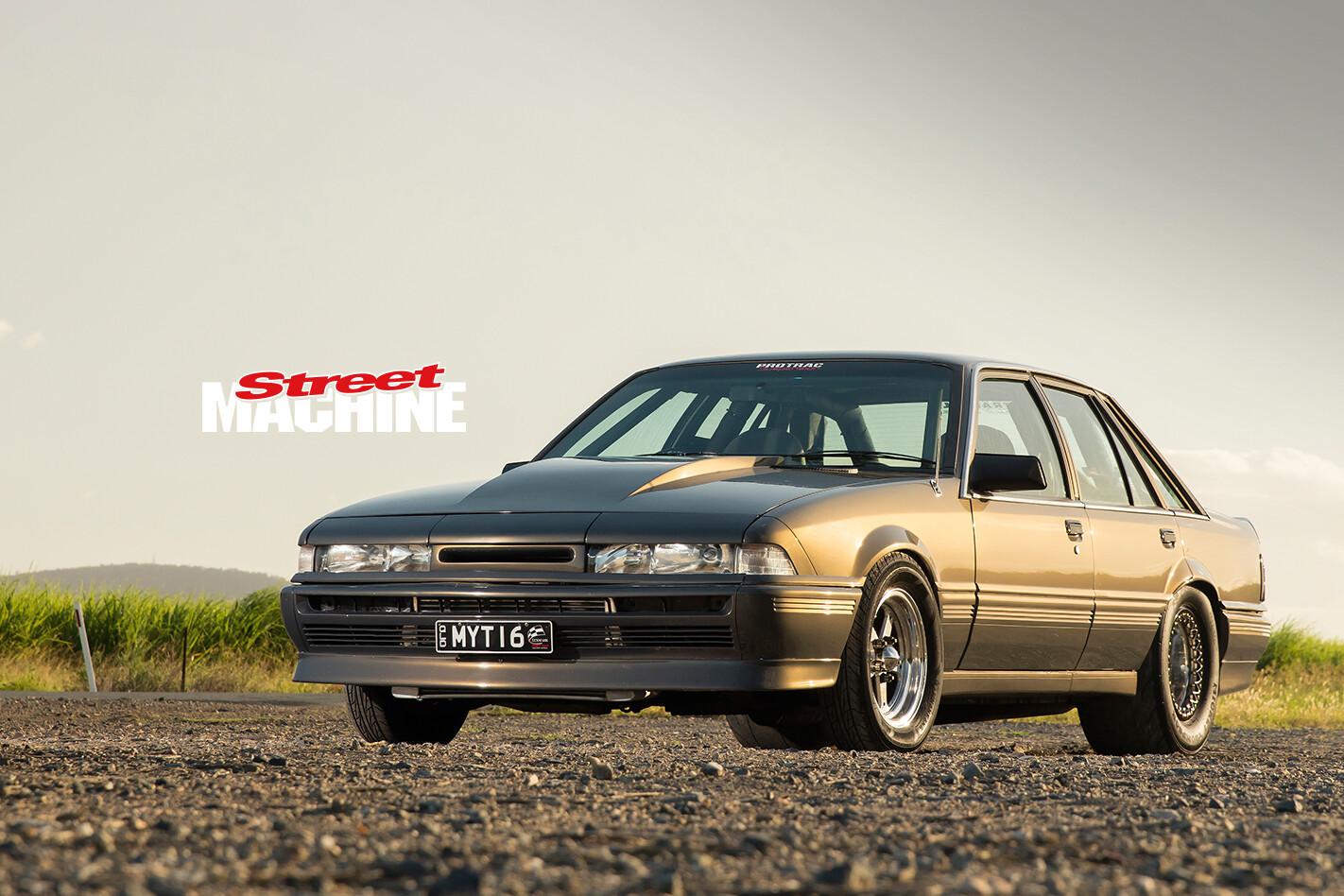 VL Commodore Turbo LS 5