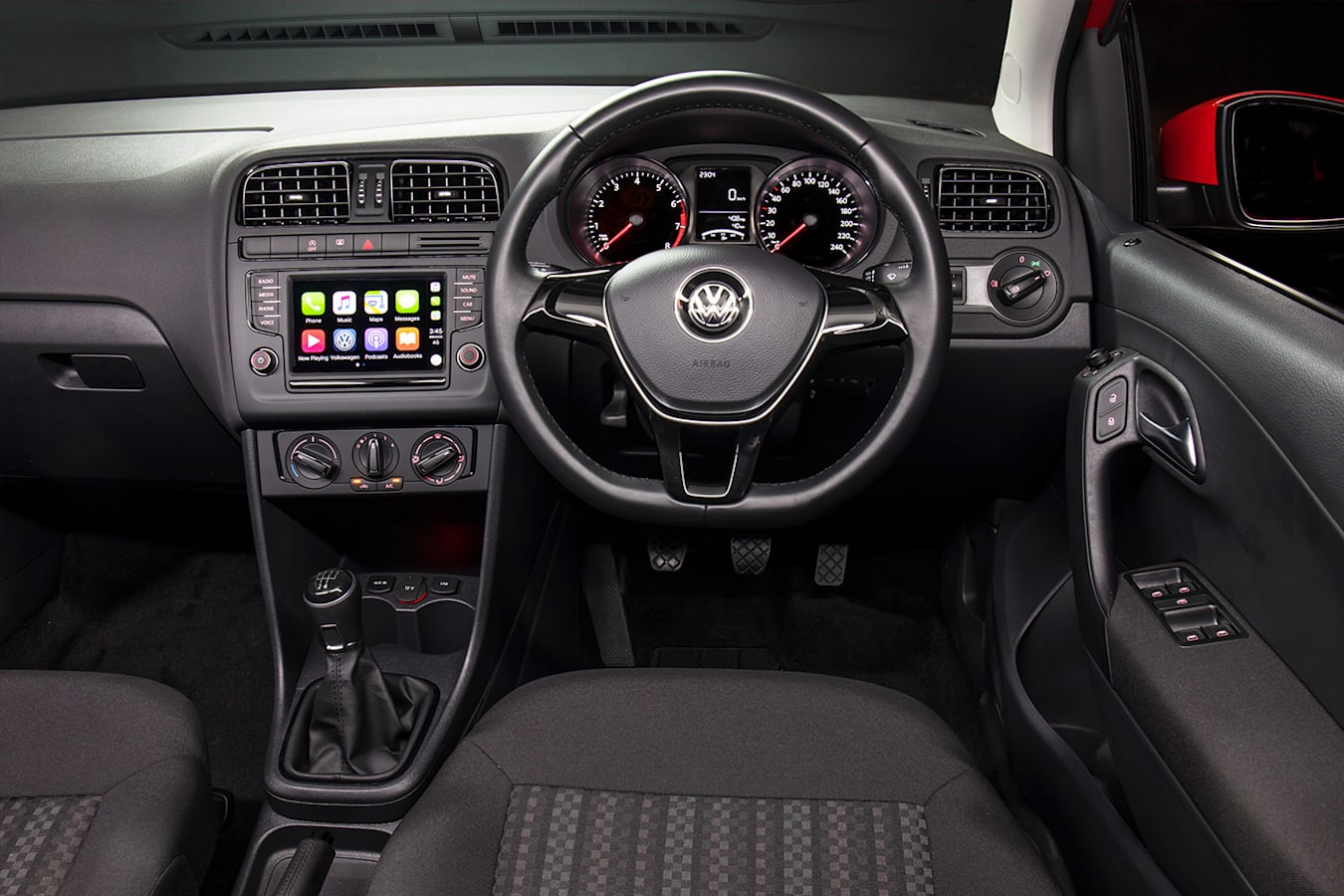 Volkswagen Polo Urban Interior Jpg