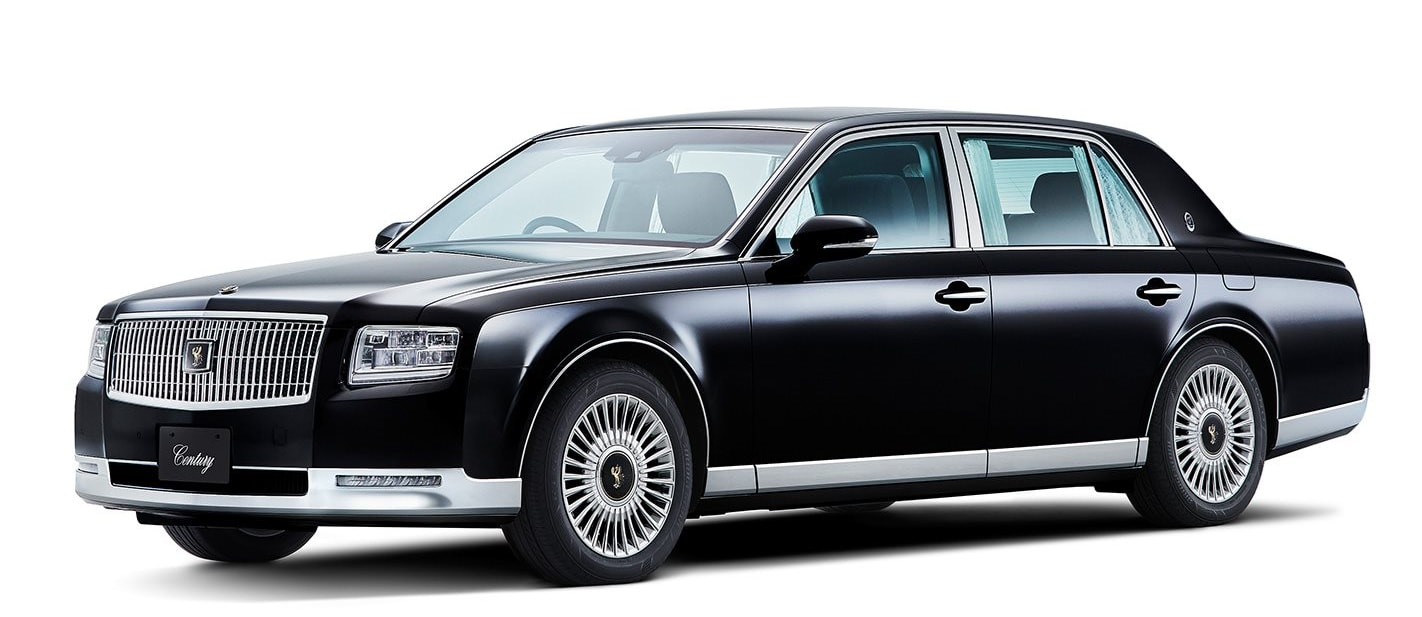 The 2018 Toyota Century is the JDM Limo you didn't know you needed