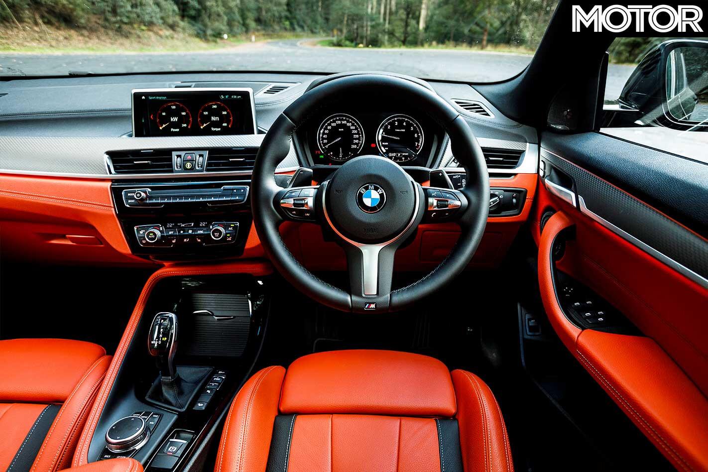 2019 BMW X 2 X Drive M 35 I Interior Jpg