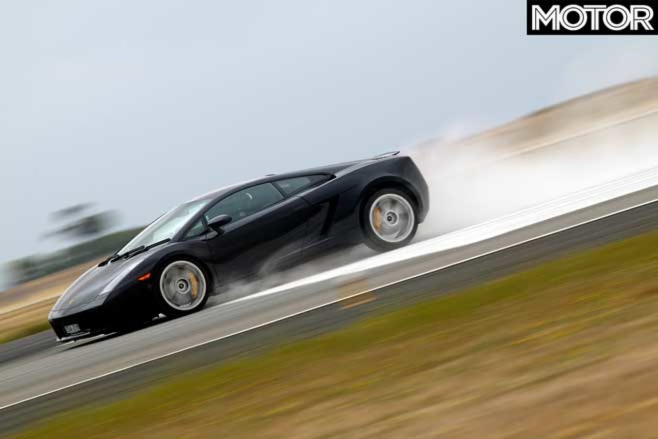 Performance Car Of The Year 2004 Winner Lamborghini Gallardo Performance Jpg