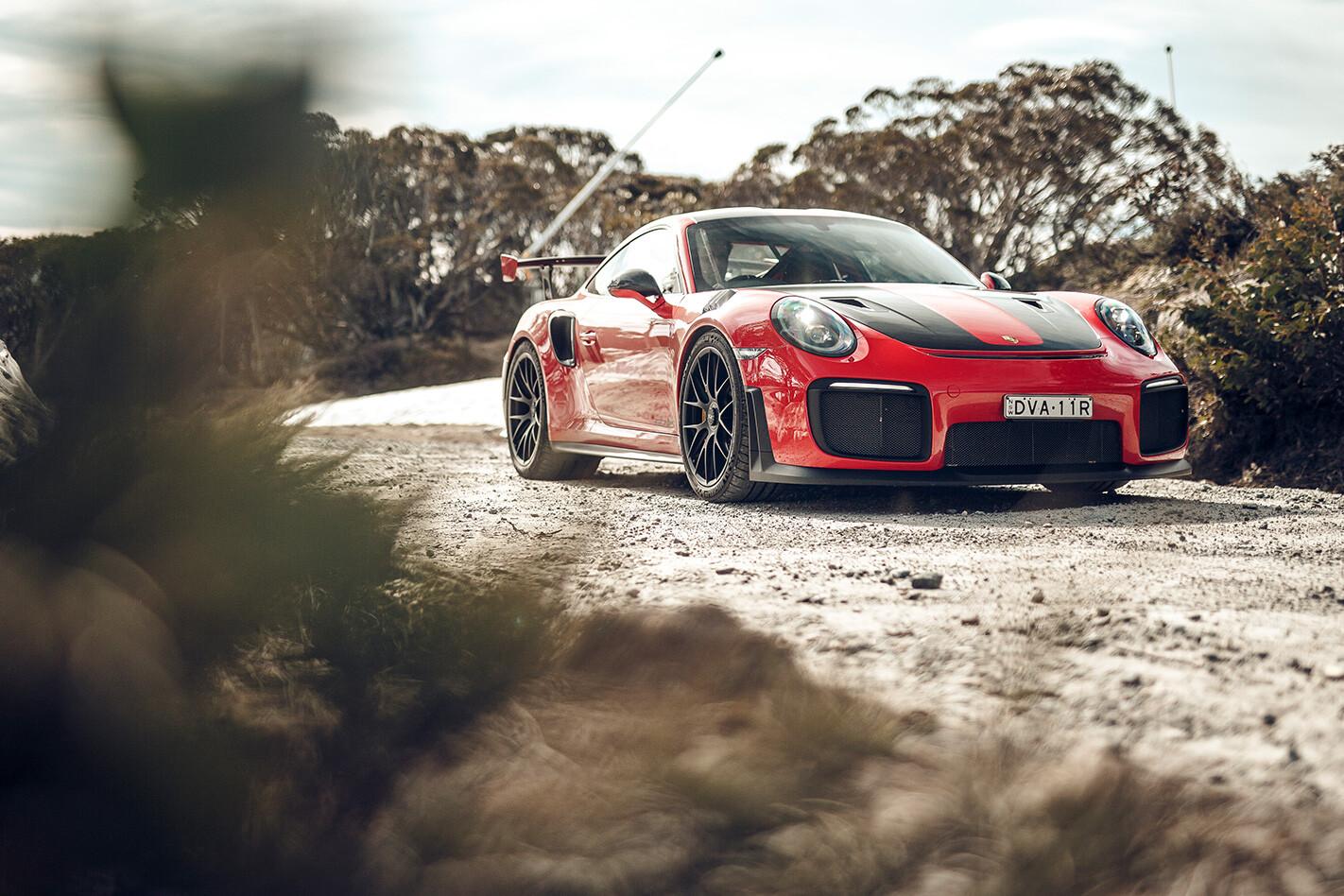 Porsche Gt 2 Rs Lights Jpg