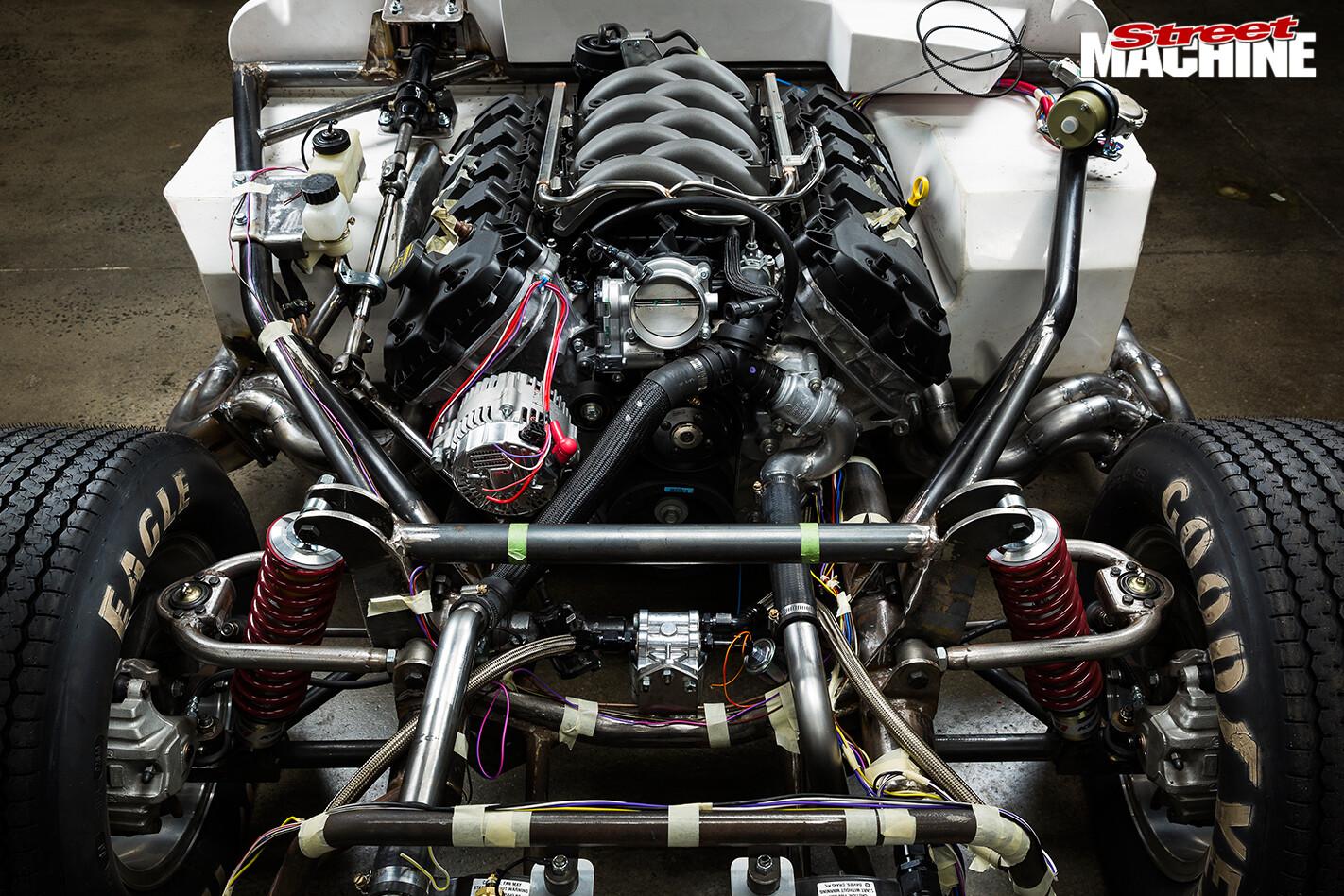 Sidchrome -cobra -engine