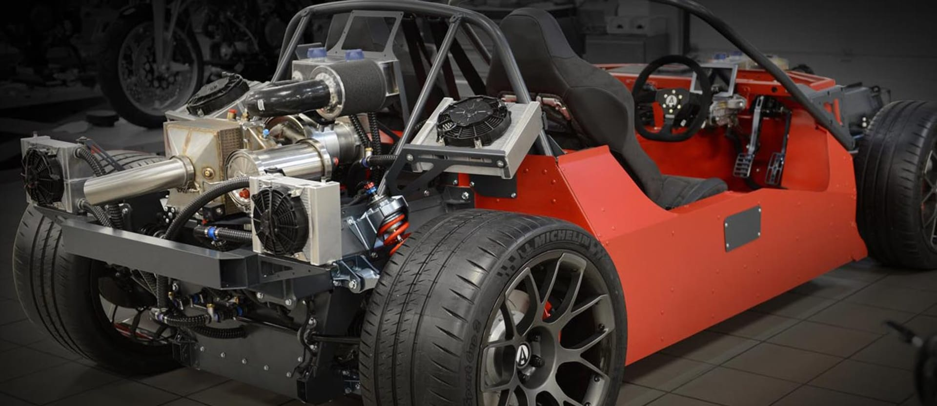 Ariel P40 to be psychotic 880kW jet-engined hybrid hypercar
