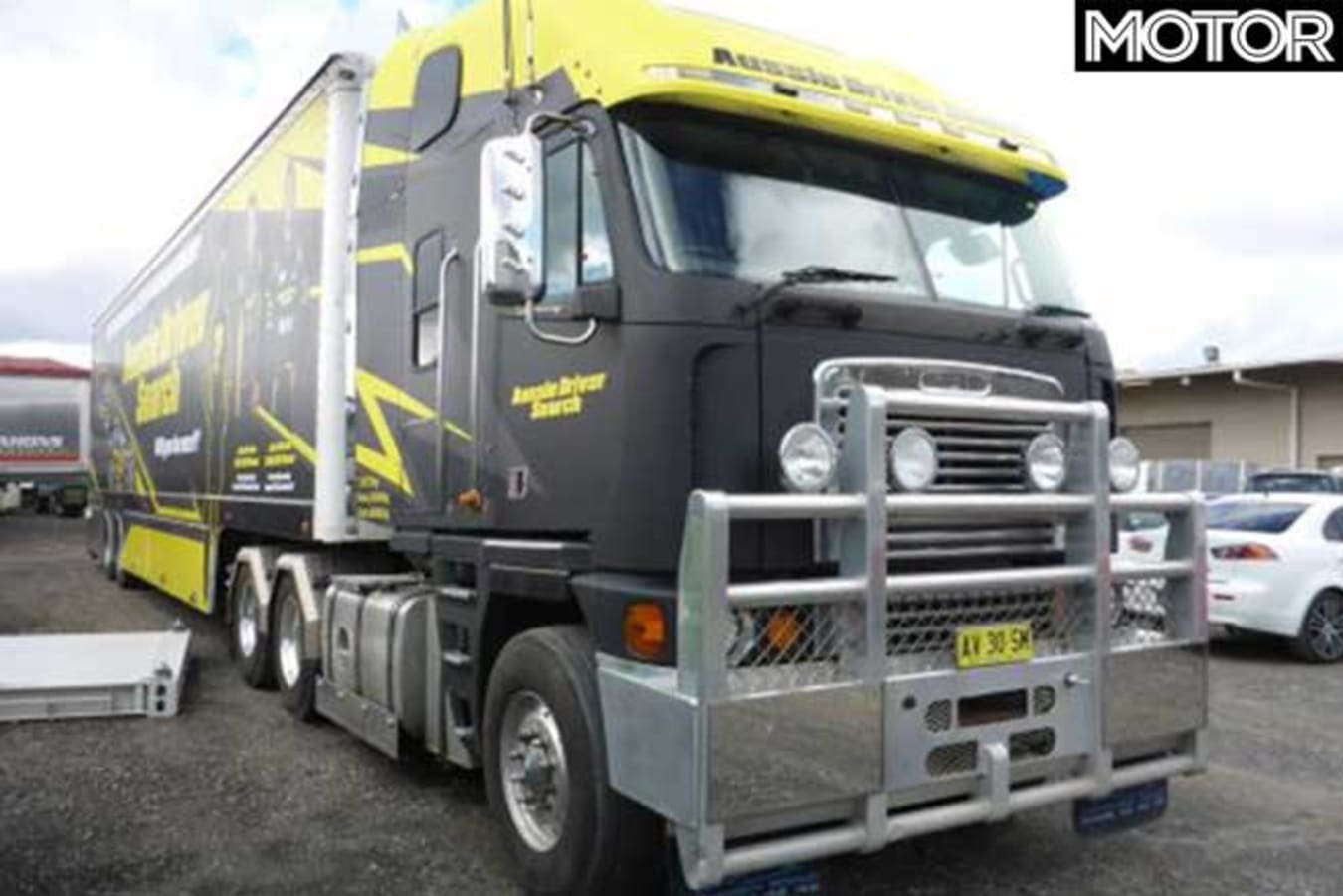 Aussie Driver Search Race Cars Auction Truck Transporter Jpg