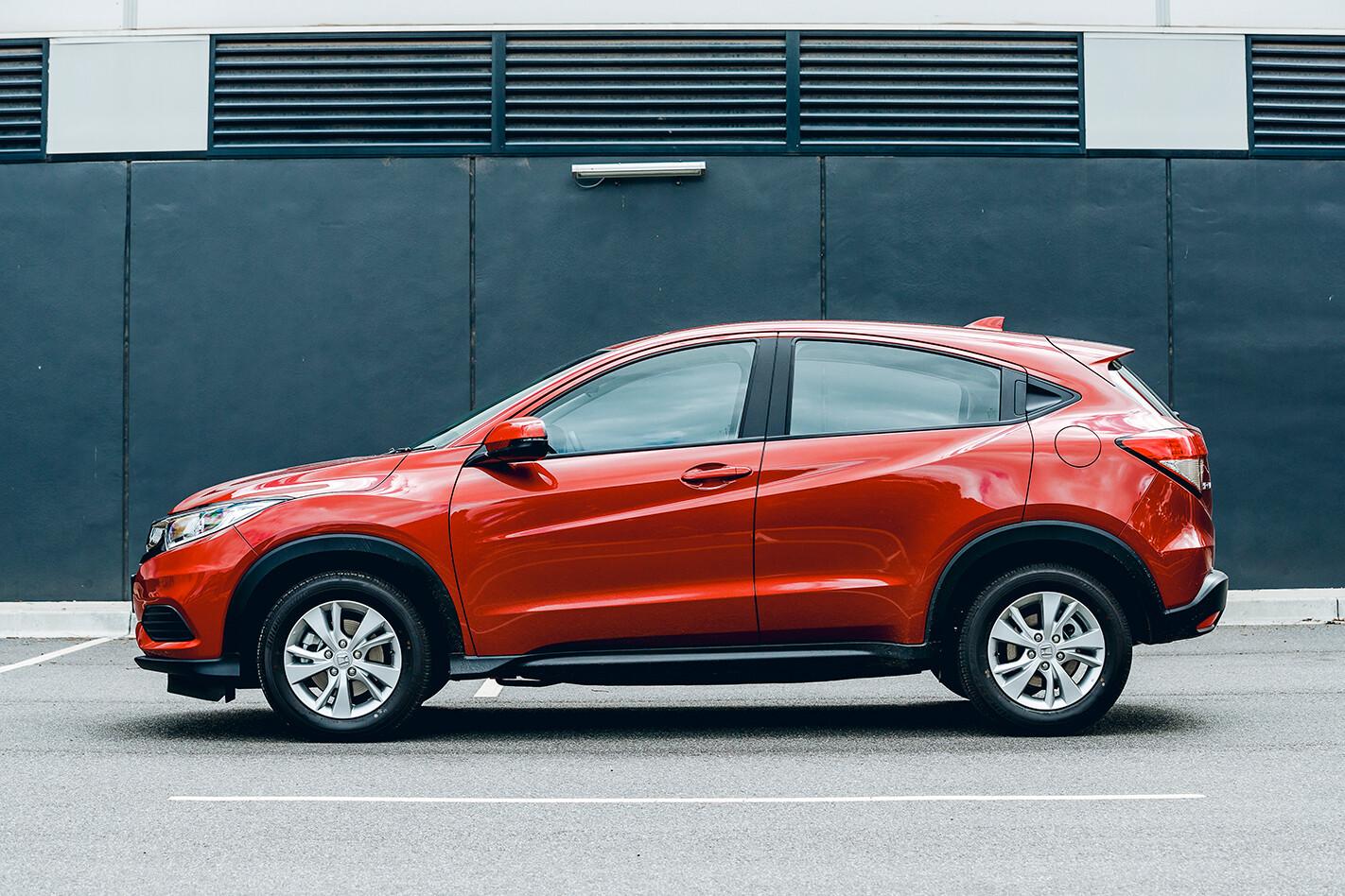 2020 Honda HR-V exterior
