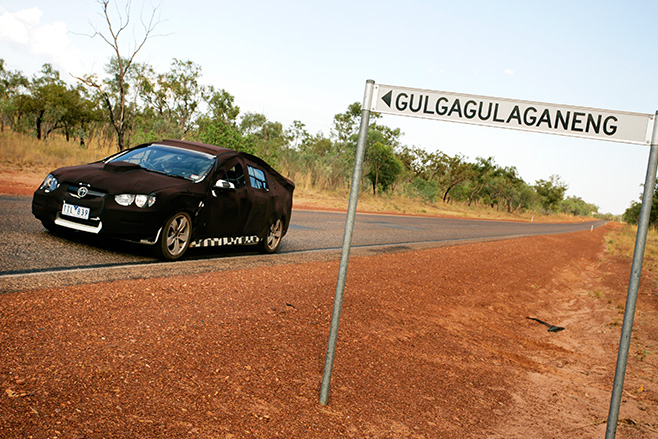 Holden -VE-Commodore -outback