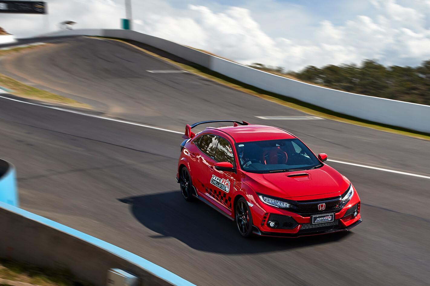 Honda Type R Challenge Chase Jpg