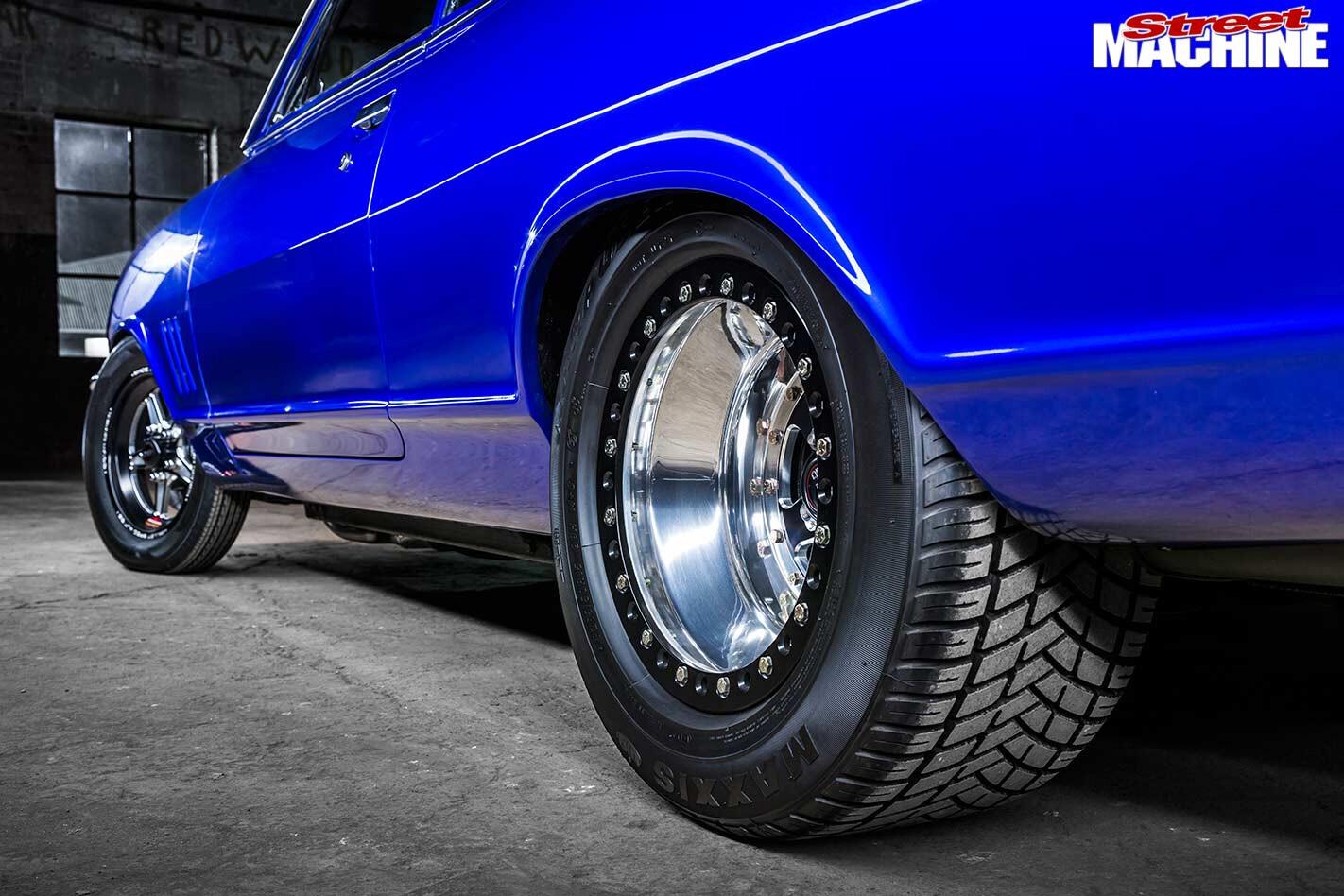 Holden LJ Torana wheel