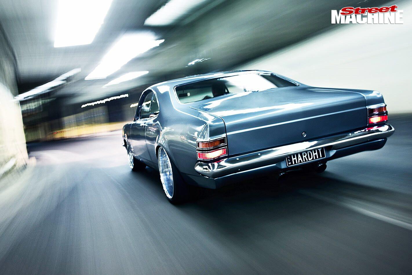 Holden HT Monaro rear