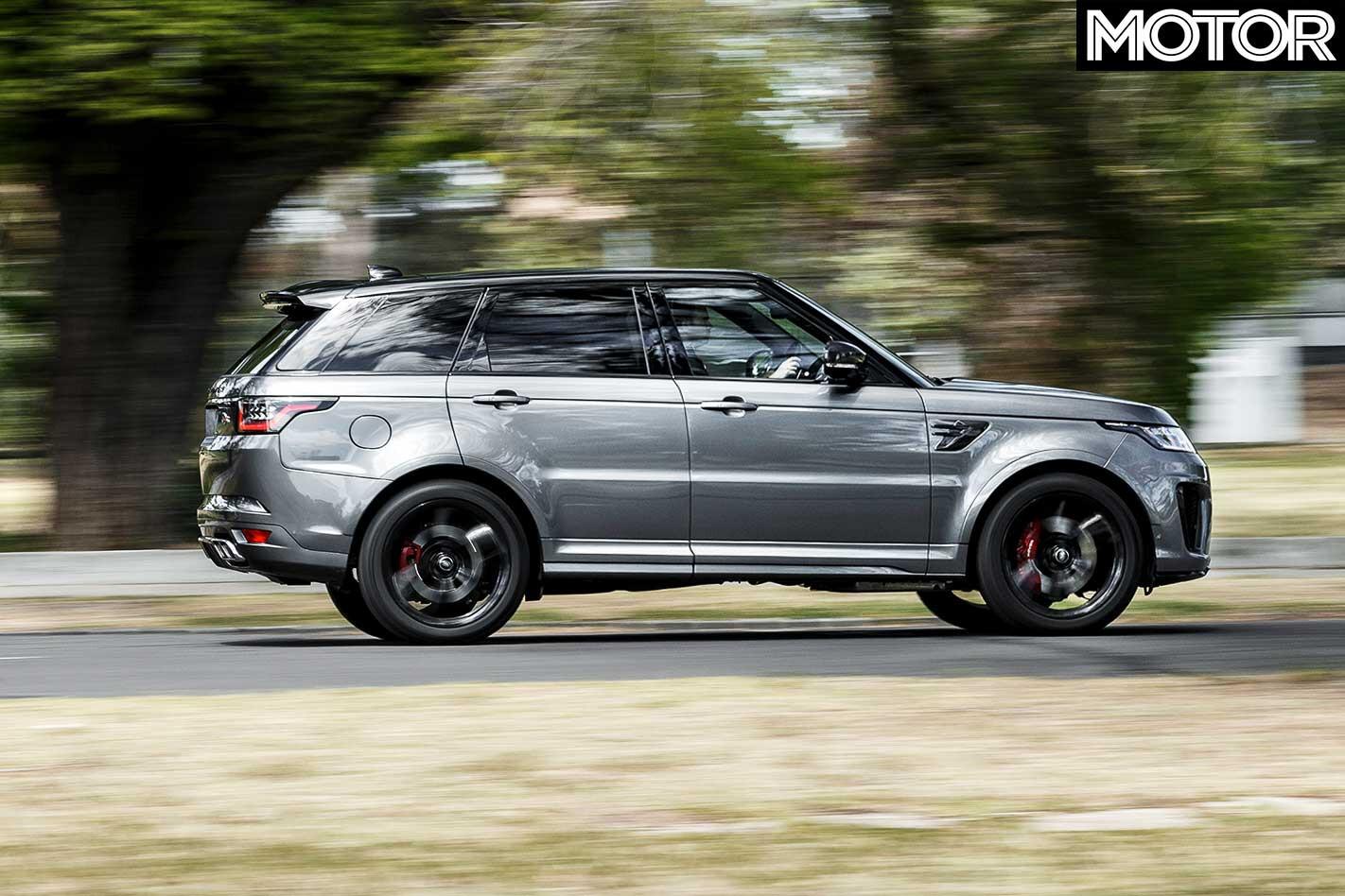 2019 Range Rover Sport SVR Side Profile Jpg