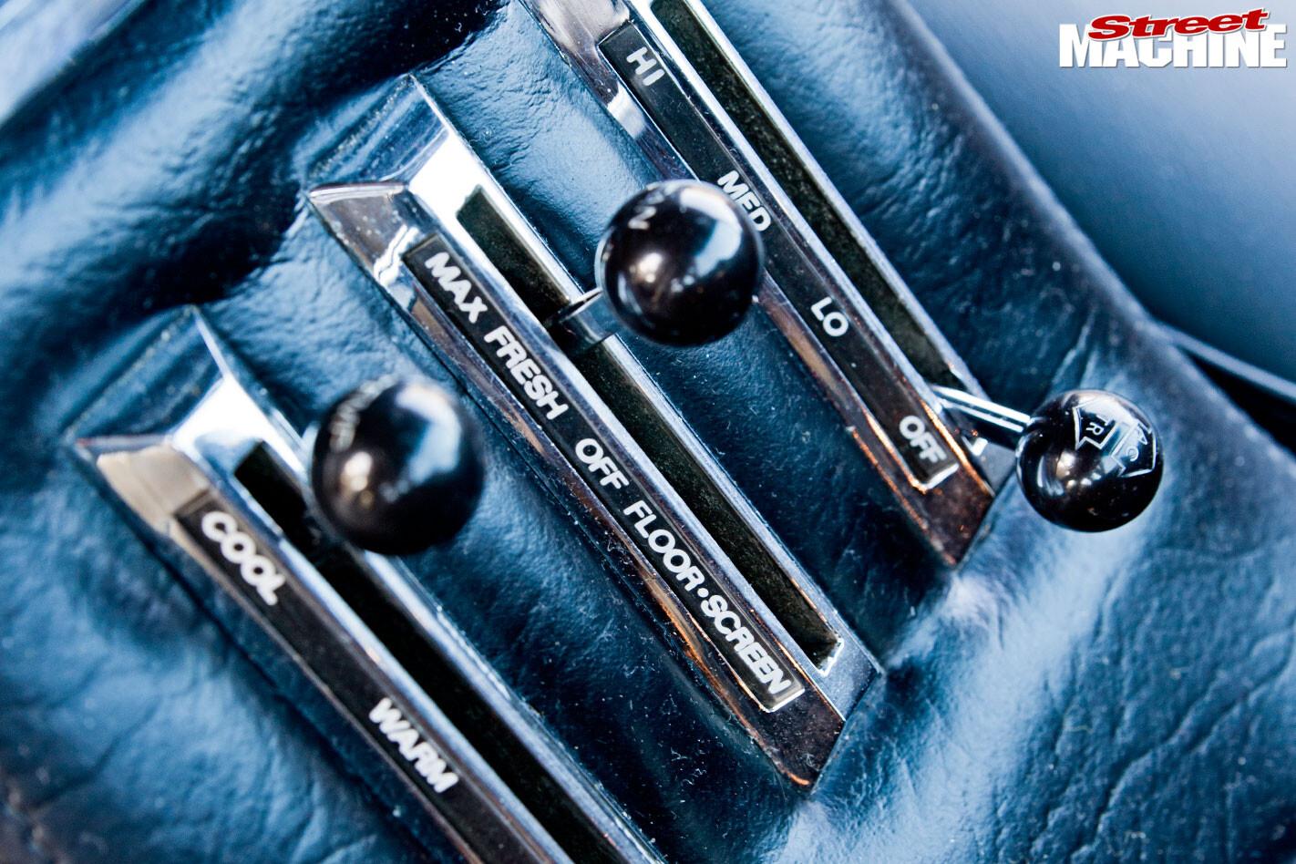 Ford Landau switches