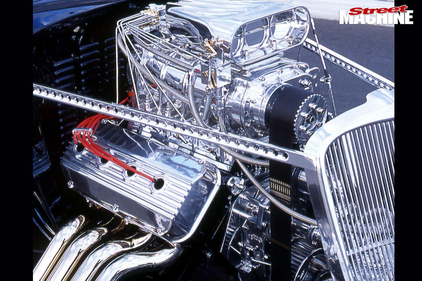 outlaw hotrod engine