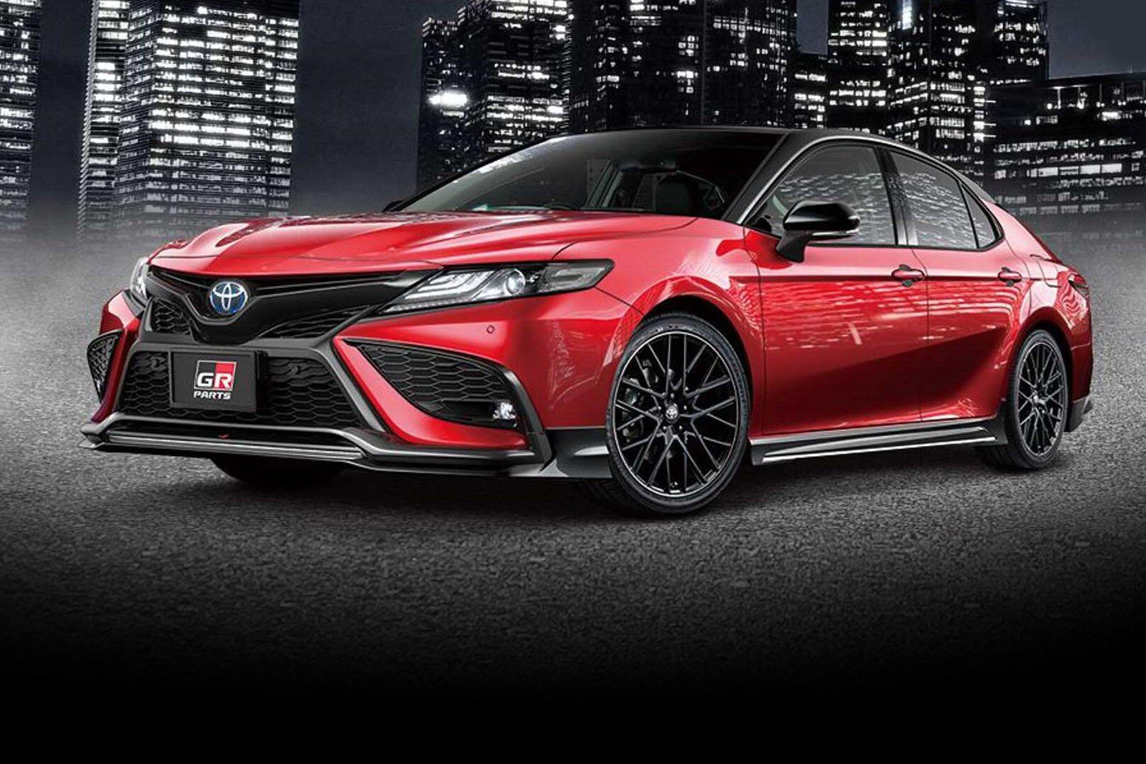 Toyota Camry Gr Black Edtion 3 Jpg