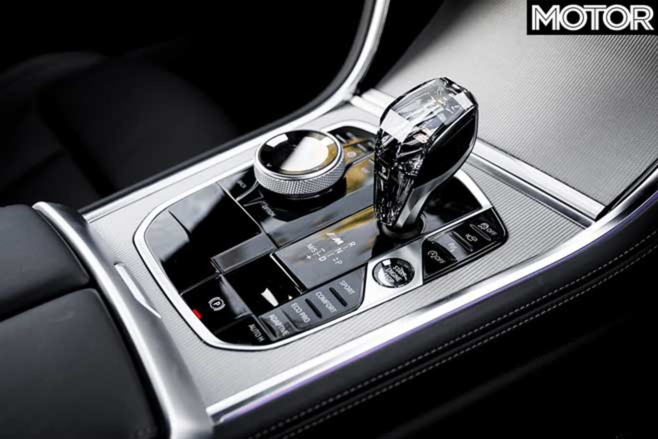 BMW M 850 I Gear Selector Jpg