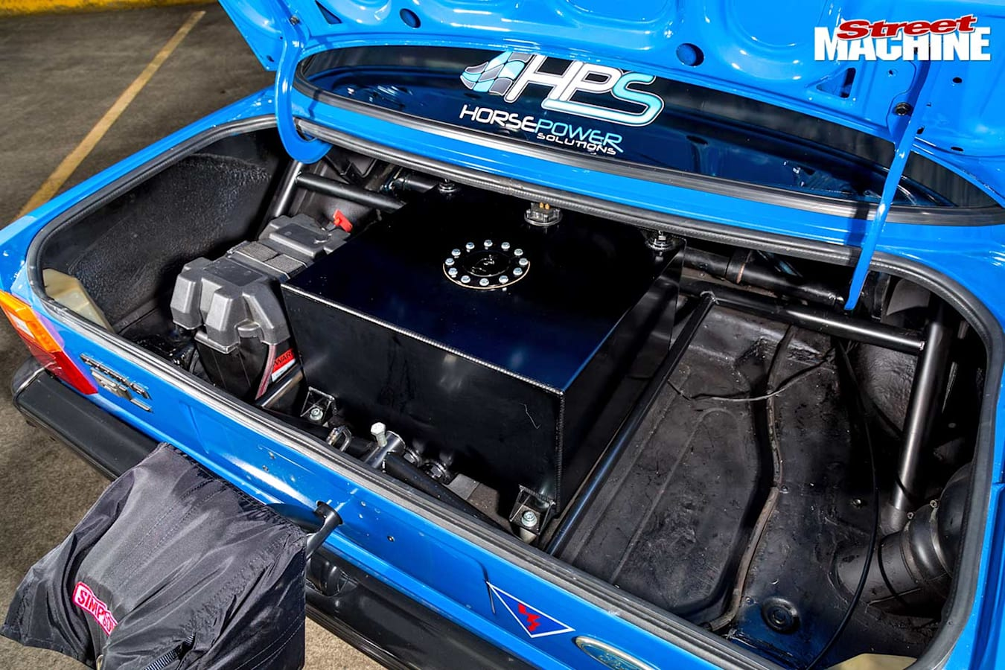 Ford Cortina boot