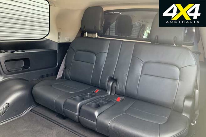 MSA 4 X 4 Custom Toyota LC 200 6 X 6 Project Super Crusier Third Row Seats Jpg
