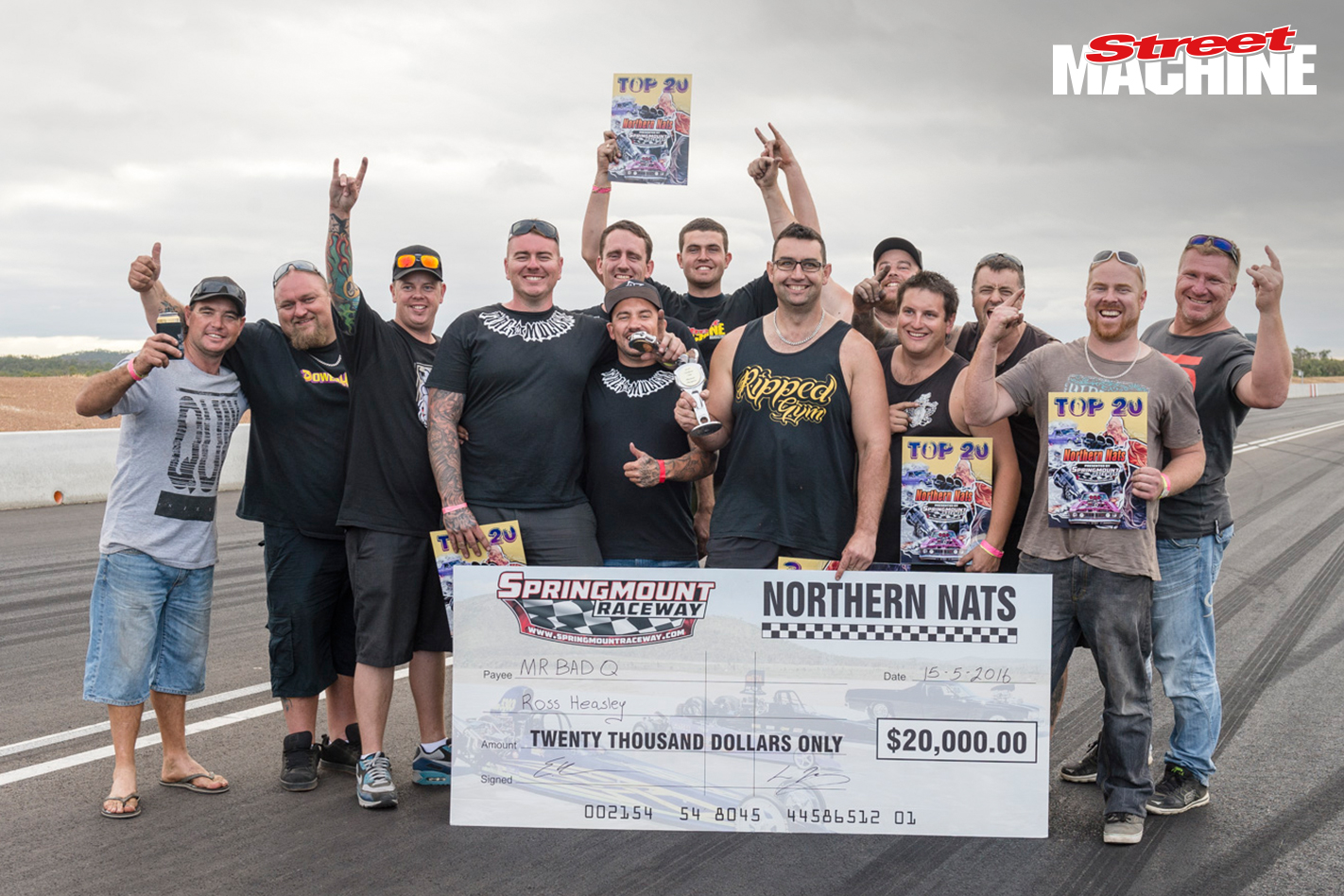 Northern Nats Winners