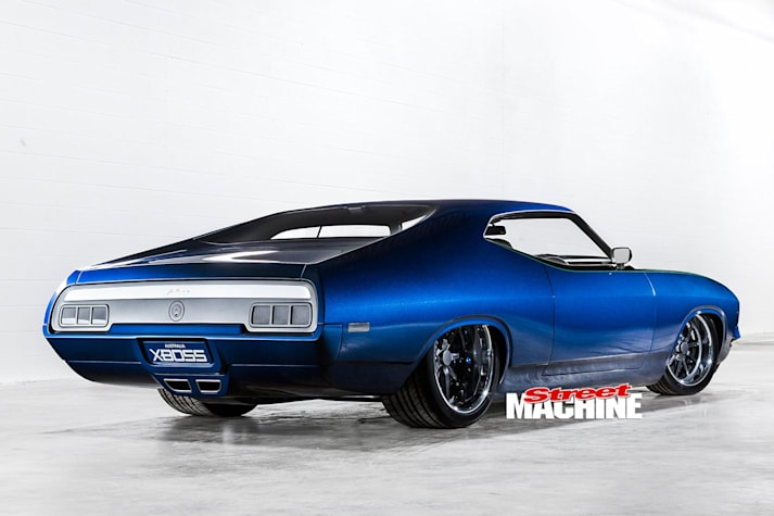 Falcon Xb Coupe Xboss Rear Angle Jpg