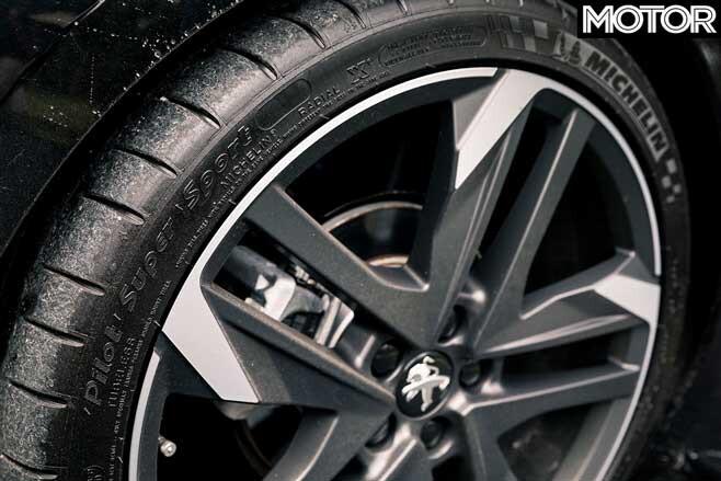 Peugeot 308 G Ti Long Term Review Update 2 Tyre Jpg