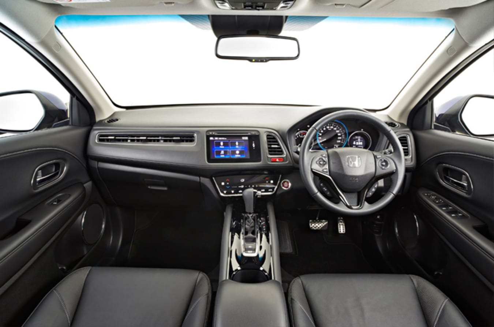 Honda Hrv Interior Versatility Jpg