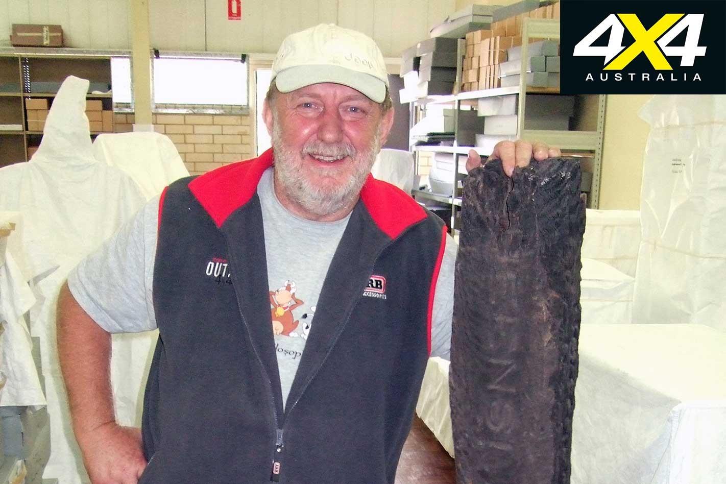 Visiting The Five Corners Of Australia Original Poeppel Corner Post Jpg