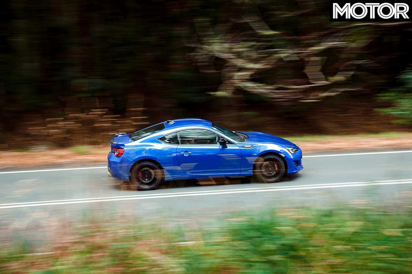2018 Subaru Brz Ts Otway Ranges Roads Jpg
