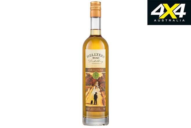 Hellyers Road Distillery Original 12 Year Single Malt Whisky Jpg