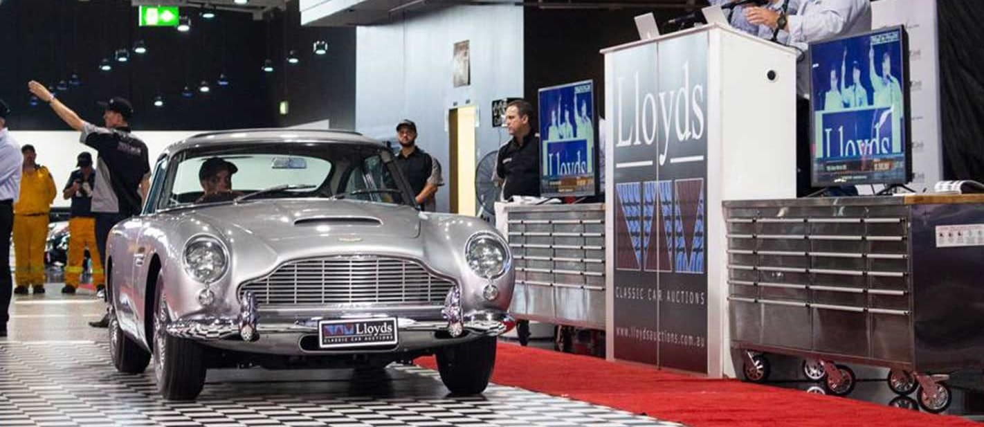 Gosford Classic Car Museum auction results