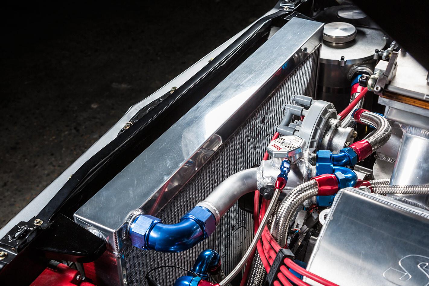 Ford Falcon XY radiator
