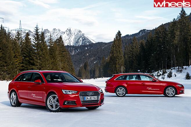 Audi -Avant -Quattro -longshot