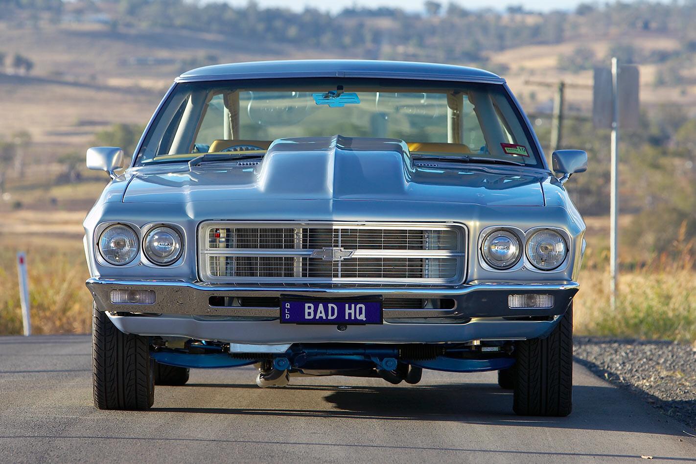 Holden HQ Monaro front