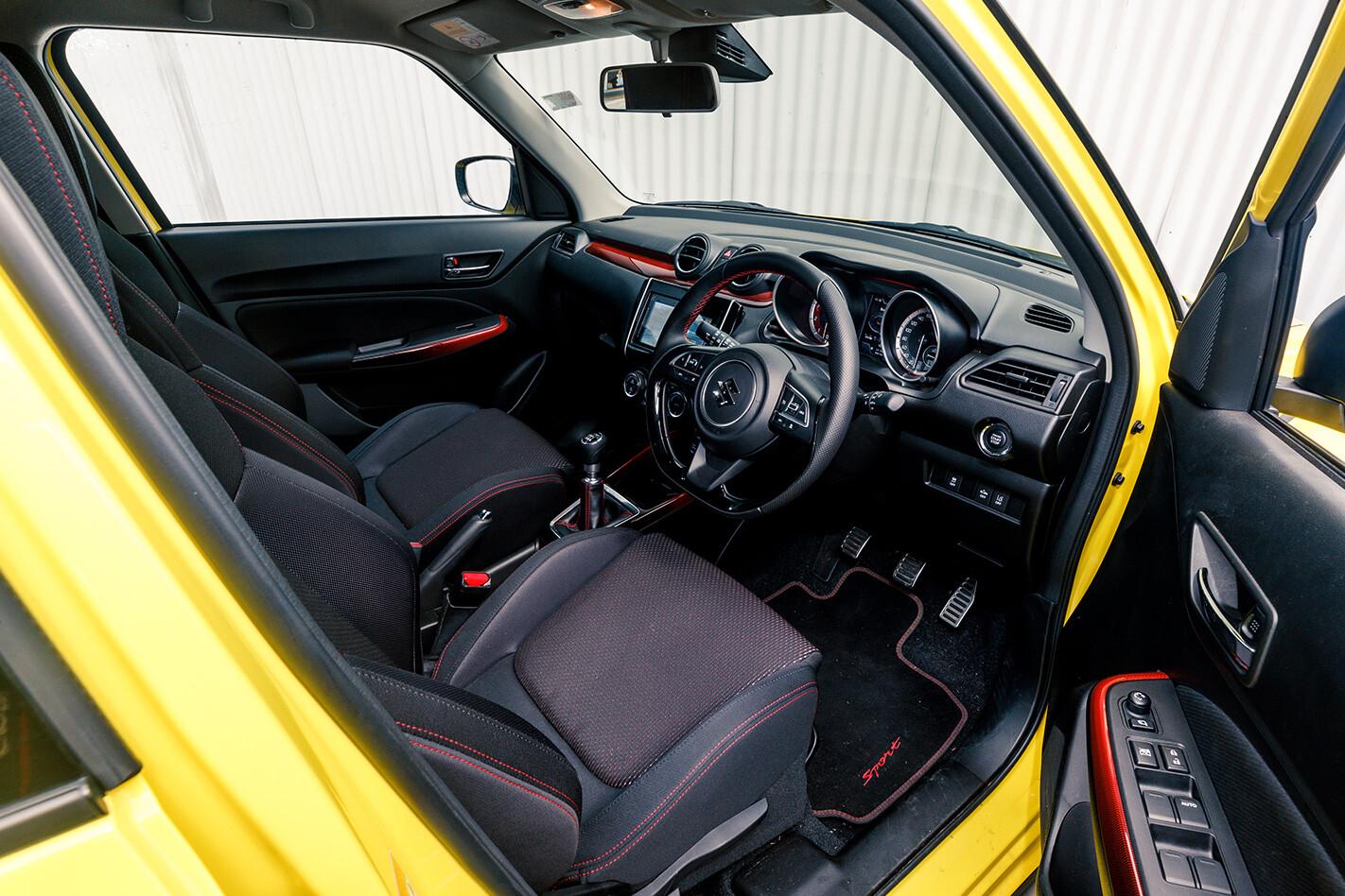 Hothatch Clio Interior Jpg